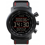 SUUNTO ELEMENTUM TERRA n/ black/red leather [SS019171000]