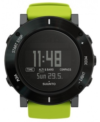 SUUNTO CORE CRUSH LIME [SS020693000]