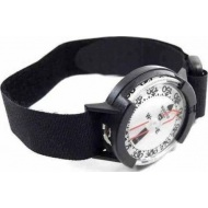 SUUNTO M-9/BLACK/BLACK/NH WITH VELCRO STRAP [SS004403001]